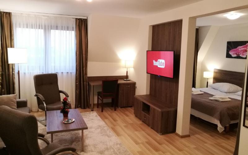 Apartament Z Aneksem Kuchennym I Sypialnią Hotel Zakliki